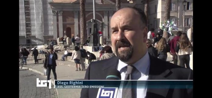 diego righini al tg1